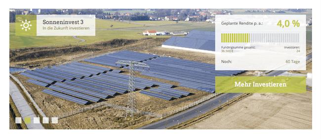 Econeers-Projekt Sonneninvest3 (Stand: Juni 2016)