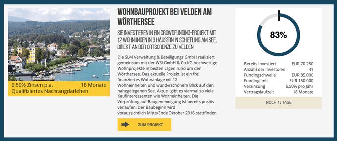 Wohnanlage am Wörthersee (dagobertinvest)