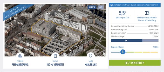 Office & Tech Karlsruhe (Exporo)