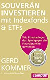 Souverän investieren mit Indexfonds - Buchempfehlung vom Teilzeitinvestor