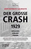 Der große Crash 1929 - Buchempfehlung von Finanzglück