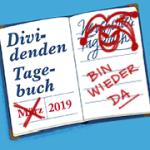"""Der Finanzjoker leiht sich und """"bereichert"""" das Dividenden-Tagebuch"""