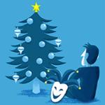 Der Finanzjoker verfällt der besinnlichen Weihnachtszeit und erlaubt einen kleinen Blick hinter seine Maske.