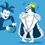 Der Finanzjoker macht sich ein eigenes Bild vom Kaiser und nutzt die Audienz für einen Test zur Anlegerfreundlichkeit.