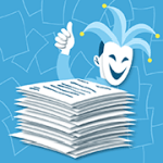 Der Finanzjoker als (erfolgreicherer) Sisyphos mit seinem Papierberg