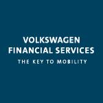 Volkswagen Bank Logo - Zur Webseite