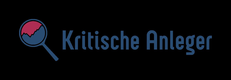 Kritische Anleger Logo