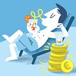 Ein Plädoyer fürs Nichtstun bei der Geldanlage
