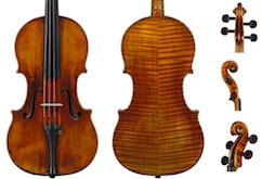 Violine von Michele Deconet
