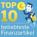 Unsere 10 meistgelesenen Finanzartikel im Rückblick
