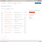 Postbox für Nachrichten und Dokumente im WeltSparen Onlinebanking