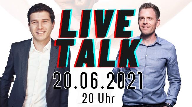 YouTube-Live-Talk mit Thomas Beutler & Stefan Erlich